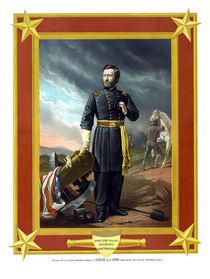 General Grant -- Civil War by warishellstore