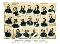 Union Commanders of The Civil War by warishellstore