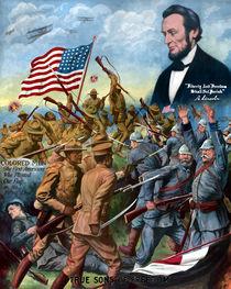 Liberty And Freedom Shall Not Perish -- True Sons Of Freedom von warishellstore