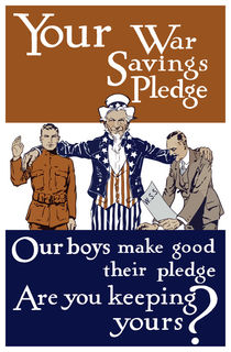 571-286-your-war-savings-pledge-uncle-sam-poster