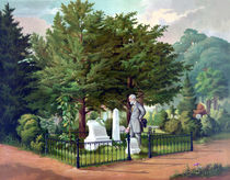 572-general-robert-lee-visits-stonewall-jackson-grave-painting