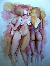 The bath  by Emily Garcia
