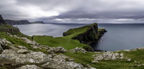 Neist Point Lighthouse by Sam Smith