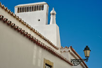 Mediterranean and Algarvian chimney. Portugal by Angelo DeVal