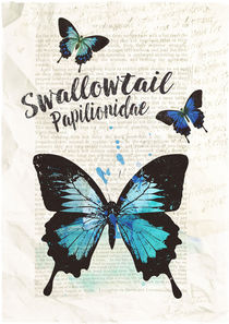 Swallowtail by Sybille Sterk