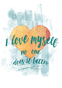 I Love Myself (light version) von Sybille Sterk