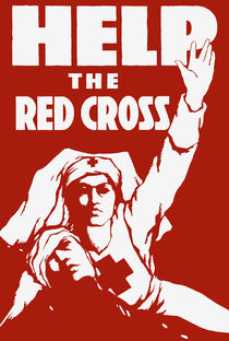 Help The Red Cross by warishellstore