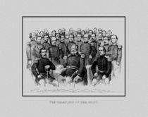 Union Civil War Generals  by warishellstore