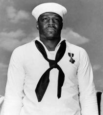 Dorie Miller -- Navy Cross Recipient von warishellstore