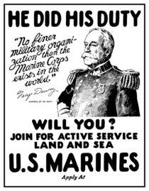 653-16-admiral-george-dewey-us-marine-corps-poster