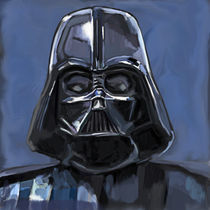 Darth Vader by Matthias Oechsl