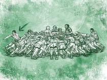 Rugby-gruen