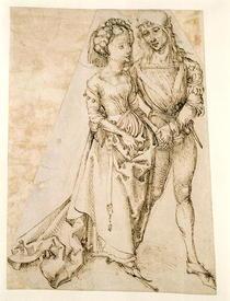 Lovers  von Albrecht Dürer