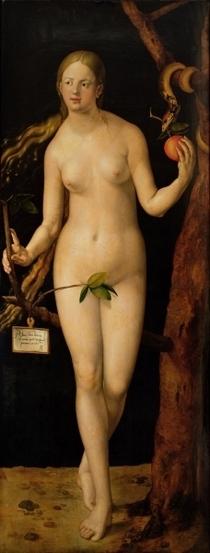 Eve von Albrecht Dürer