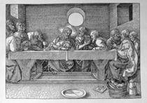 The Last Supper von Albrecht Dürer