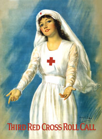 Red Cross Nurse von warishellstore