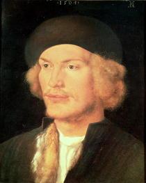 Young Man von Albrecht Dürer