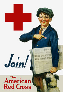 Join The American Red Cross by warishellstore