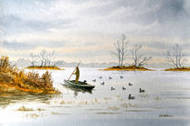 The-island-duck-blind-painting