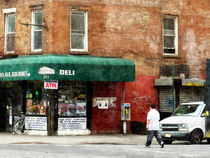 Manhattan - 10th Ave. Deli in Manhattan von Susan Savad