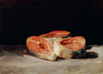 Still Life with Slices of Salmon von Francisco Jose de Goya y Lucientes