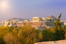 Athen by Jan Schuler