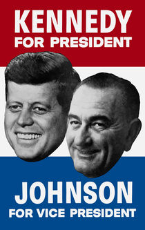 956-kennedy-johnson-president-election-poster