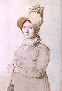 Madeleine Chapelle  von Jean Auguste Dominique Ingres