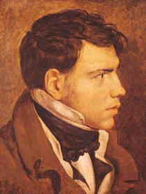 Portrait of a Young Man  von Jean Auguste Dominique Ingres
