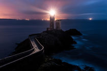 Leuchtturm Le Minou, Bretagne von Moritz Wicklein
