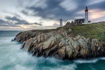 Leuchtturm Saint Mathieu, Bretagne  von Moritz Wicklein