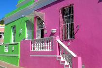 Bo-Kaap – bunte Häuser in Kapstadt, Südafrika by Marita Zacharias