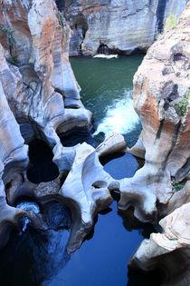 Bourkes' Luck Potholes in Südafrika – Panoramaroute Provinz Mpumalanga by Marita Zacharias
