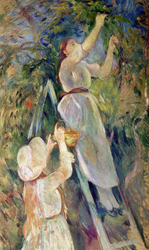 The Cherry Picker  von Berthe Morisot