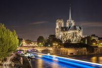 Notre Dame, Paris von Moritz Wicklein