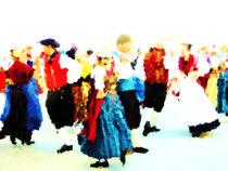 Tanz am Nachmittag von Karoline Stuermer