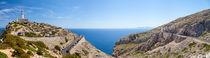 Cap Formentor, Mallorca, Panorama by Jan Schuler