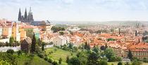Prag Panorama by Jan Schuler