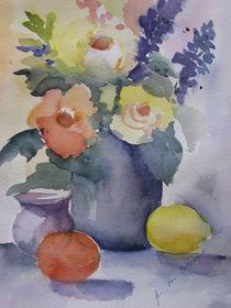 Sommerfülle by Giseltraud van Doeselar