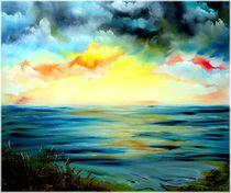 Sonnenuntergang  by Eva Borowski