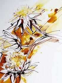 'Artischocken im Herbst' von Heike Jäschke