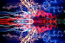Ufa Shout Neon von John Williams