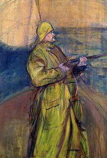 Portrait of Monsieur Maurice Joyant von Henri de Toulouse-Lautrec