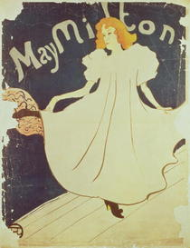 09:May Milton, France by Henri de Toulouse-Lautrec