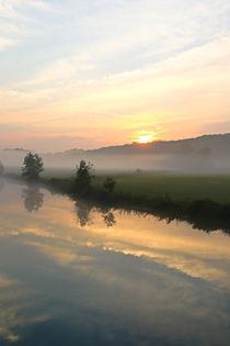 Kurz vor dem Sonnenaufgang von Bernhard Kaiser