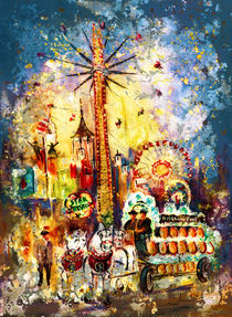 Munich Authentic Madness by Miki de Goodaboom