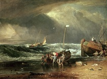The Iveagh Seapiece by Joseph Mallord William Turner