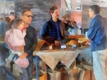 Her First Farmer's Market by Susan Savad