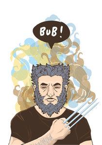 BUB! Wolverine by Geo Law
