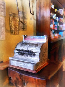 Grocery Store Cash Register von Susan Savad